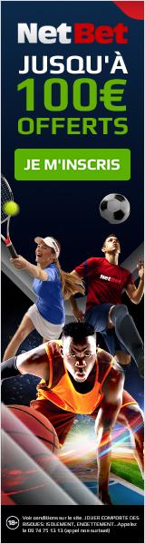 Netbet.fr, site de paris sportifs en ligne