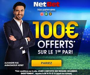 NetBet Paris sportifs